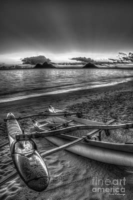 Photograph - Resplendent Lanikai Beach Hawaii Collection Art by Reid Callaway