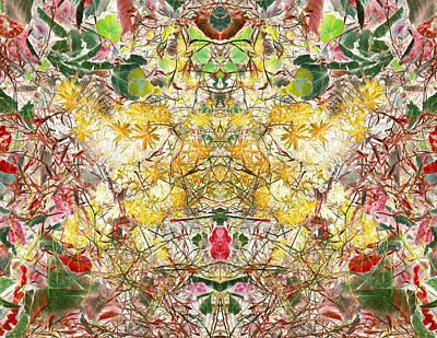 Digital Art - Responding To All by Melissa Szalkowski