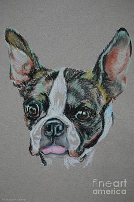 Pastel - Resq by Susan Herber