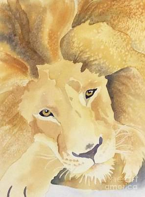 Painting - Rest In Peace Cecil by Barbara Tibbets