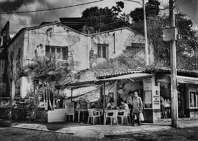 Photograph - Restaurante Cihuatlan by Doug Matthews
