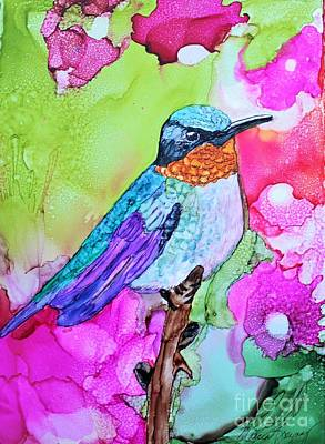 Painting - Resting In Color by Marcia Breznay
