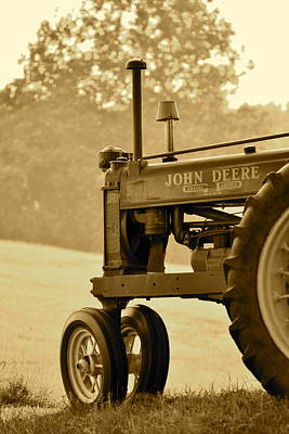 Photograph - Resting In Sepia by JD Grimes