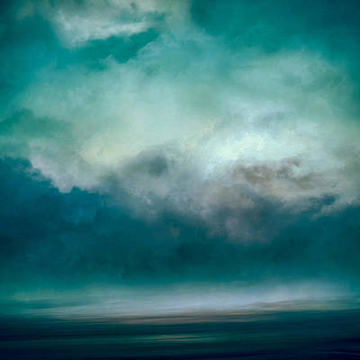 Landscapes Mixed Media - Resting Waters by Lonnie Christopher