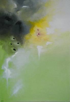 restless . Not lest Art Print by Daniela  Zaharia