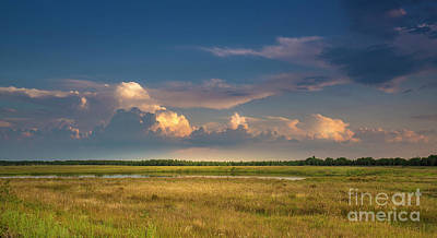 Stormy Weather Photograph - Restless Land by Marvin Spates
