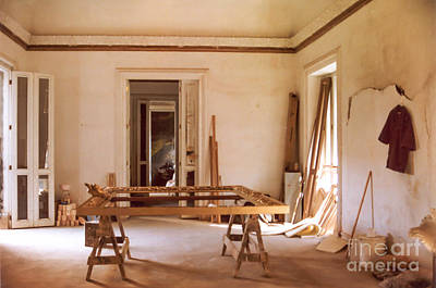 Photograph - The Restoration Studio 2 by Susan Parish