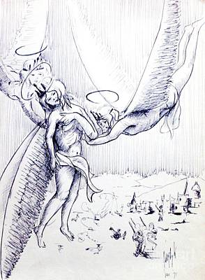 Resurrection Original by Anthony Vandyk