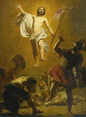 Resurrection Painting - Resurrection Of Christ by Jan Janssens