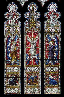Photograph - Resurrection Window by Tim Gainey