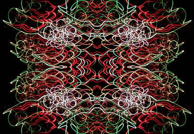 Retinal Doubt Art Print