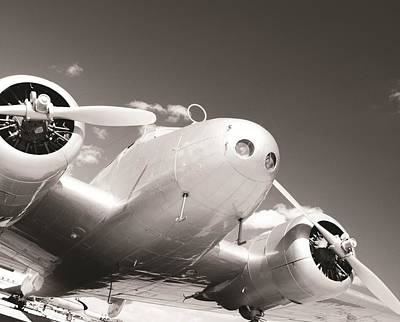 Amelia Earhart Photograph - Retired Electra by Marley Holman