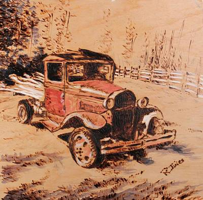 Painting - Retired by Richard Jules
