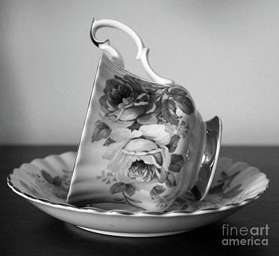 Photograph - Retiring High Tea by Nina Silver