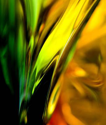 Absract Photograph - Retro Abstract by Theresa Tahara
