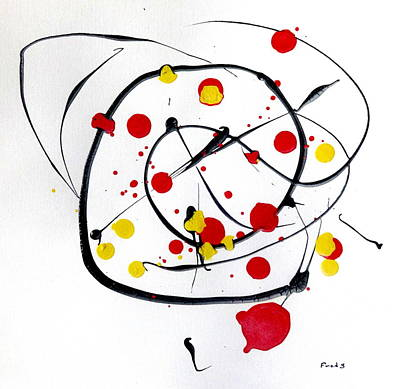 Painting - Retro by Fred Wilson