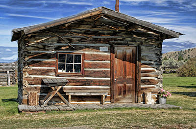 Photograph - Retro Home by Keith Lovejoy