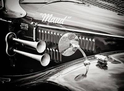 Retro - Maud - Vintage Car Art Print