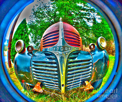 Photograph - Retro Rainbow by Clayton Bruster