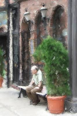 Painting - Retrospectives by Eddie Durrett