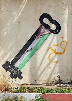 Photograph - Return Key by Munir Alawi