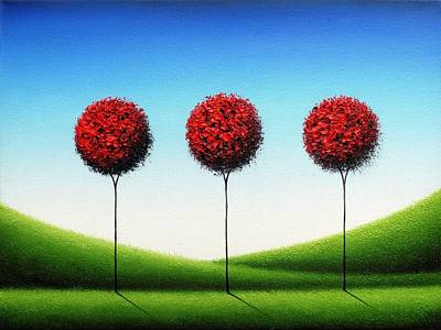 Return To Eden Art Print by Rachel Bingaman