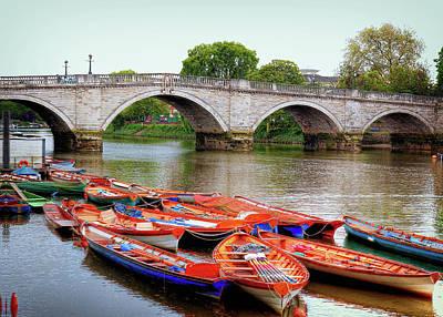 Photograph - Return To Richmond by Leigh Kemp