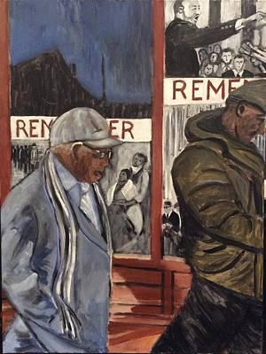 Painting - Return To Selma by Fran Steinmark