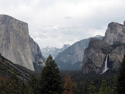 Photograph - Return To Yosemite 2 by Eric Forster