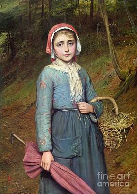 Charles Sillem Lidderdale Painting - Returning Home by MotionAge Designs