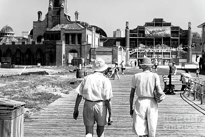 Photograph - Returning To Asbury Park by John Rizzuto
