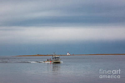 Photograph - Returning To Northport by Roger Monahan