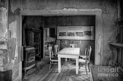 Photograph - Returning To The Past by Sandra Bronstein