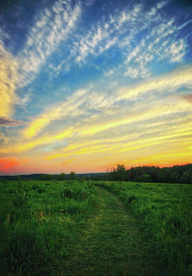 Photograph - Retzer Nature Center - Summer Sunset #3 by Jennifer Rondinelli Reilly - Fine Art Photography