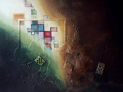 Reveal Art Print by Farhan Abouassali