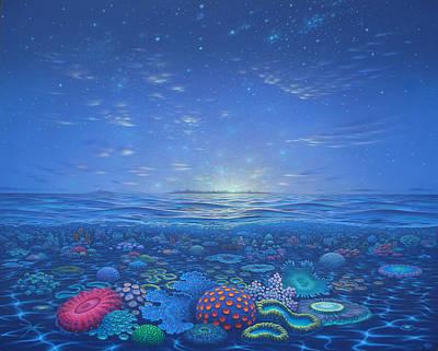 Painting - Revealed Secrets by Tuco Amalfi