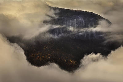 Caesars Head State Park Photograph - Revelation by Johan Hakansson