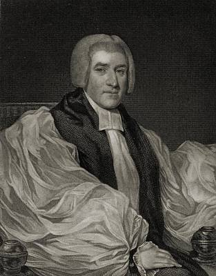 Lord Drawing - Reverend William Carey, 1769-1846. Lord by Vintage Design Pics