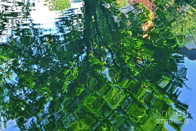Photograph - Reverent Reflection by Third Eye Perspectives Photographic Fine Art