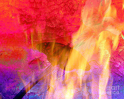 Prayer Warrior Photograph - Revival Fire by Beverly Guilliams