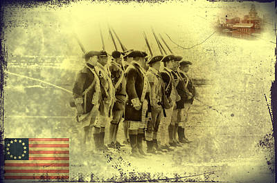 1776 Photograph - Revolution by Bill Cannon