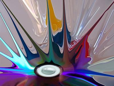Digital Art - Revolution by Florene Welebny