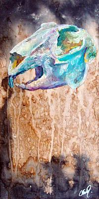Painting - Revolution Jack Rabbit by Christy Freeman Stark