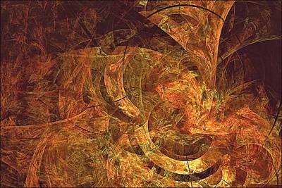 Bol Tau Revolution Of 2142 Art Print by Doug Morgan
