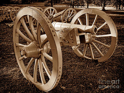 Photograph - Revolutionary Cannon by Olivier Le Queinec