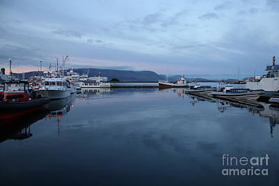 Photograph - Reykjavik Harbour by Mary-Lee Sanders