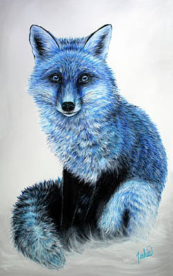 Painting - Reynard by Teshia Art