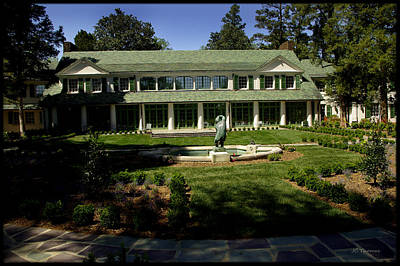 Photograph - Reynolda House Museum by James C Thomas