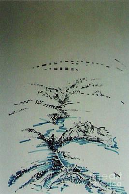 Drawing - Rfb0206-2 by Robert F Battles