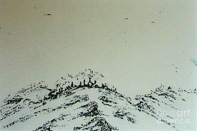 Drawing - Rfb0212-2 by Robert F Battles